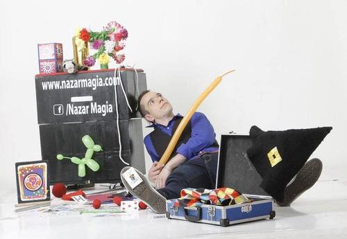 Nazarmagia - Shows De Magia Con Humor.
