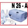 Nebulizador Pistón Silfab Piuvento N 26