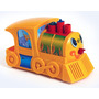 Nebulizador Compresor Piston Infantil Sanup Locomotora 3008