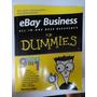 Libro Negocios Ebay Business Plans For Dummies En Ingles 2x1