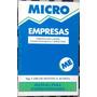 Micro Empresas Administ., Gestión Participativa, Calidad Tot