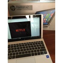 Hp Pavilion X2 Detachable 32 Gb Touch Screem Nueva