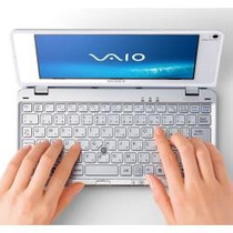 Sony Vaio Mini Pocket Pc Mini Netbook Vgn-p530h Vgn P530h