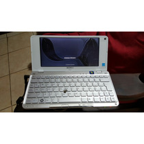 Sony Netbook Pocket Vgn P710t