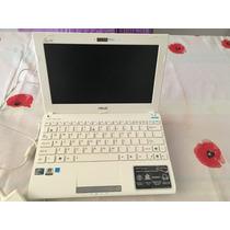 Notebook Netbook Asus Eee Pc 1025c Blanca