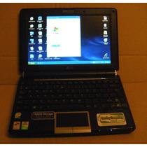 Netbook Asus Eee Pc 1000 Ha + Bolso + Gtia Escrita! =a Nueva