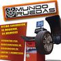 Servicio De Balanceo - Neumatico + Llanta - Mundo Ruedas -