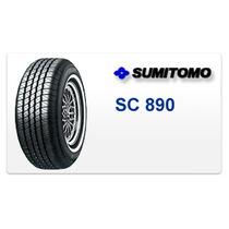 Neumaticos Sumitomo Modelo Sc 890 205-75-15 Made In Japon