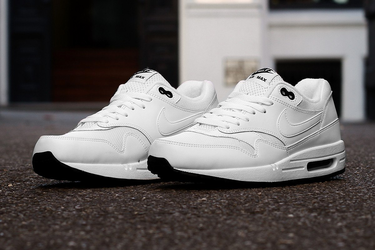 Air Max 1 Essential White