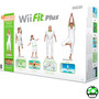 Wii Fit Plus Con Juego Original Nuevo Modelo Nintendo Wii