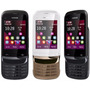 Nokia C2-02 Nuevos En Caja Libres Gtia Envios A Todo El Pais