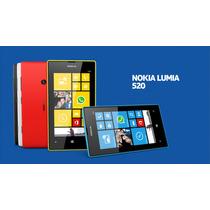 Nokia Lumia 520 Libre 4g! Ultima Tecnologia Disponible!
