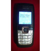 Celular Nokia 2610 Bloqueado El Equipo Ver Detalles