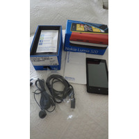 Nokia 520+auricul+ Usb+manual+caja+ Funda De Regalo!!! Claro