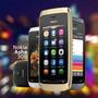 Nokia Asha308 Dual Chip Libre De Origen
