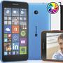 Microsoft Lumia 640 Nokia 4 Nucleos 1gb Ram 5¨ 8mp 1080p 4g