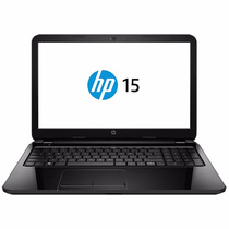 Notebook Hp Dual Core 4gb 500gb Led Hd Wifi Webcam W8.1 Gtia