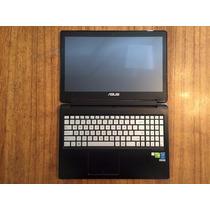 Asus Notebook Asus Q551l Convertible I7 1tb 8gb Nvidia 840m