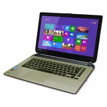 Notebook Toshiba 14 Hd Intel I5 6gb Ram 750gb Wifi Hdmi