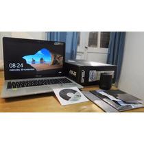 Notebook Asus N56vb I7 8gb Nvidia Geforce Gt 740m