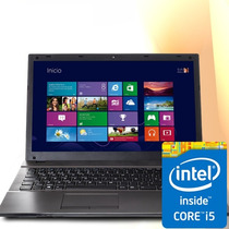 Notebook Bangho Max G01-511 Intel Core I5 4gb 1tb 15,6 Widi