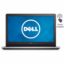 Notebook Dell Touchscreen 15,6 Intel I7 8gb 1tb Dvd Win10