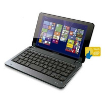 Notebook-tablet X-view 2en1 Quantum Carbono 8