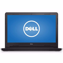 Notebook Dell Inspiron Intel Core I3 4gb 500hdd 14 3458