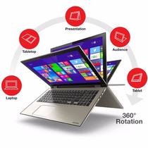 Notebook Toshiba Radius I5 5ta Gen 8gb 1tb 15.6 Full Hd Touc