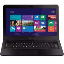 Notebook Compaq Presario 21-n0f3ar Core I3 Ram 4gb 1tb Win8