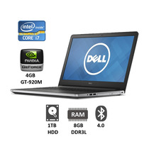 Notebook Dell I7 5500u 8gb 1tb Nvidia 4gb Teclado Retroilumi