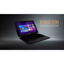 Notebook 2 En 1 Pcbox Pcb-101