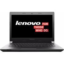 Notebook Lenovo Pentium Quad Core 4gb 500gb Led 14 Dvd Hdmi