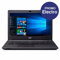 Notebook Acer Intel Pentium Dual Core 4gb 500gb Win