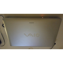 Notebook Sony Vaio Wifi Dvd Hdmi 3gb 320gb Dual Core 2.30 G