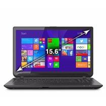 Notebook Toshiba 4gb Ram 500gb Intel Cel Win8.1 15.6 C55