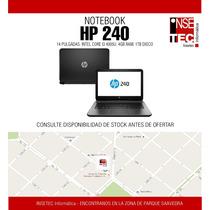 Notebook Hp 240 - La Plata