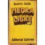 Piedra Libre - Guido, Beatriz - Galerna. Buenos Aires 1976
