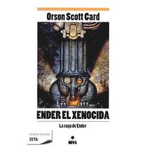 Ender El Xenocida - Orson Scott Card - B De Bolsillo