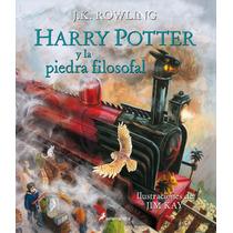 Harry Potter 1 - Edición Ilustrada De Lujo - Libro Nuevo
