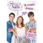 Libro Violetta Un Corazon Dividido Disney Channel