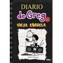 Diario De Greg 10 Vieja Escuela - Kinney * Rba