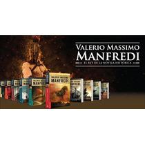 Colección Valerio Massimo Manfredi. La Nación. Año 2015-16