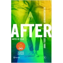 After 0 - Antes De Ella - Anna Todd - Planeta