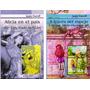 Lewis Carroll Lote X 2 Alicia En El País De Las Maravillas