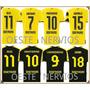 Borussia Dortmund 2014/15 - Estampado Numero Y Nombre