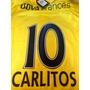 Estampado Boca Juniors Suplente 2016 Oficial Nombre Regalo