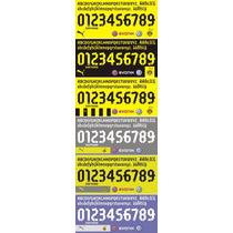 Estampado Numero Borussia Dortmund 2012 2013 Puma