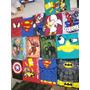 Camiseta Dobleestampa Spiderman Minecraft Batman Supermant:6