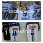 Estampado Numero Lotto Camiseta Belgrano - Godoy Cruz 2015